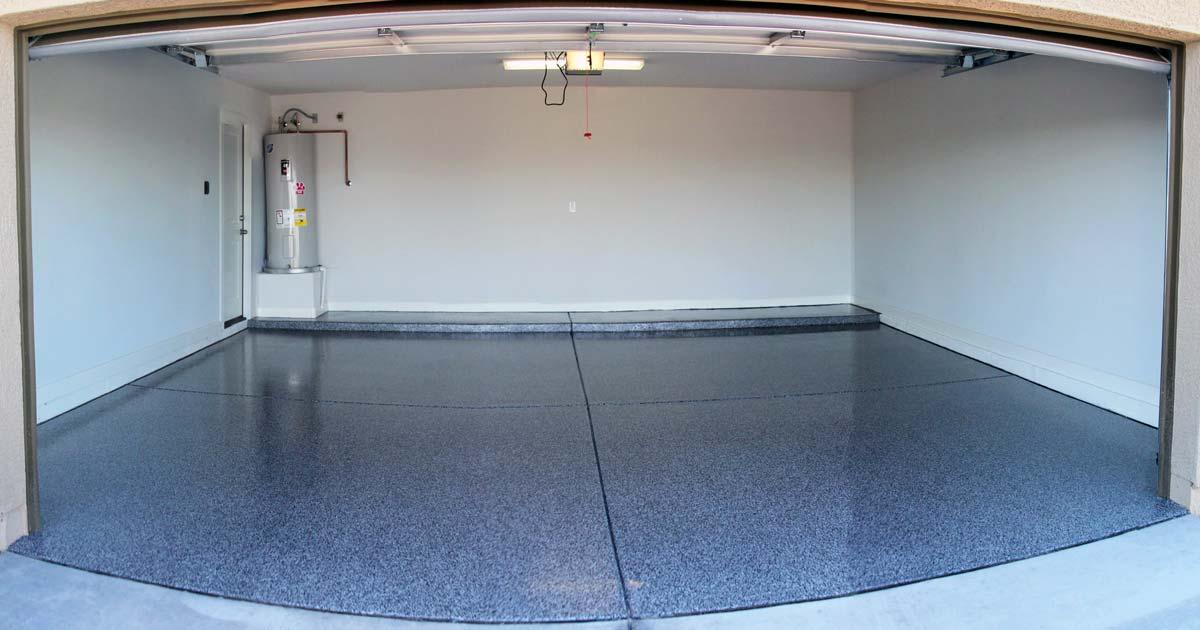 Waterborne Epoxy Garage Floor Coating Training In Buckeye Az Slide Lok Garage Floors Storage Systems