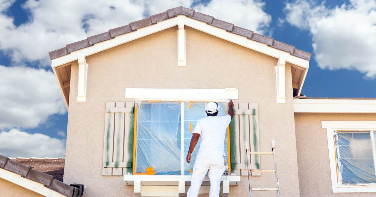 The Best Time To Paint Exterior Of Your Home Slide Lok