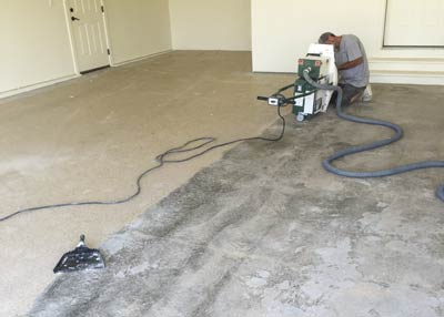 Bad DIY Epoxy Garage Floor Kit