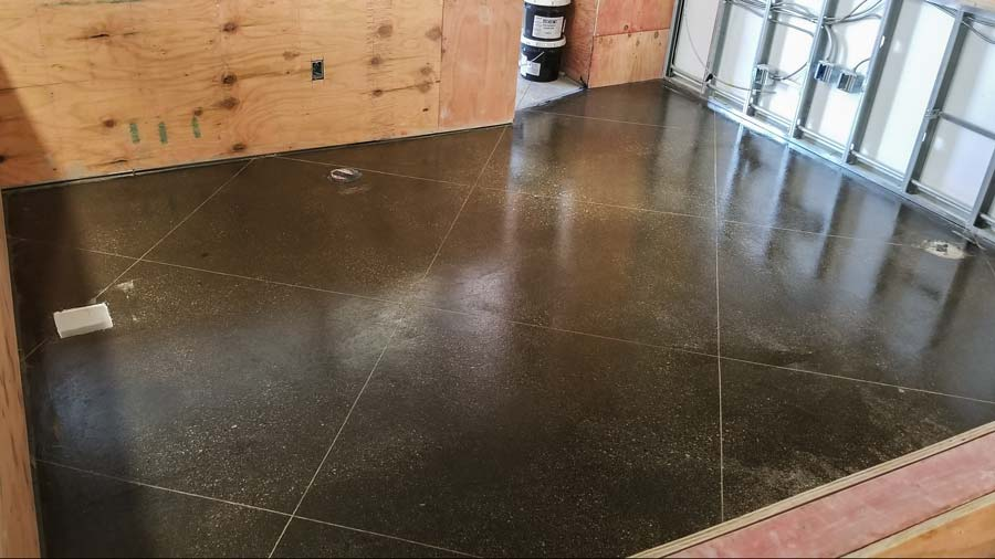 Brilliant Commercial Kitchen Flooring Install In Dublin Ohio Home Interior And Landscaping Synyenasavecom