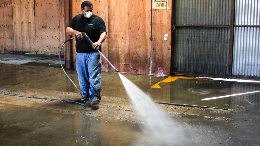 Concrete surface preparation methods for coatings slide lok pressure washing concrete solutioingenieria Images