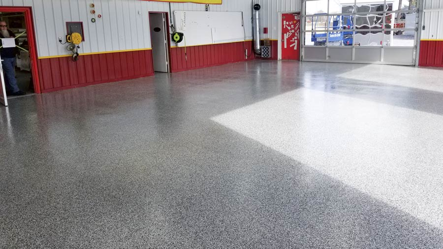 Floor Coating For Auto Mechanic S