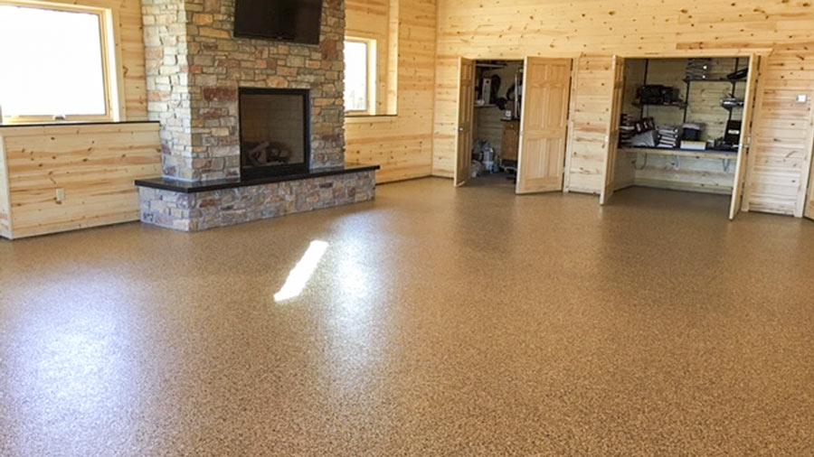 Polyurea Floor Coatings