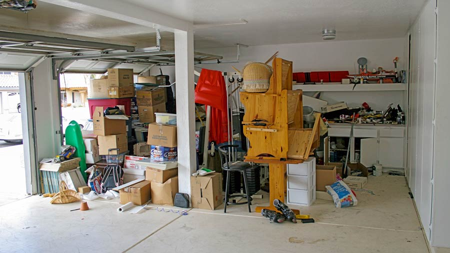 tips to garage a holiday your before organizing the season