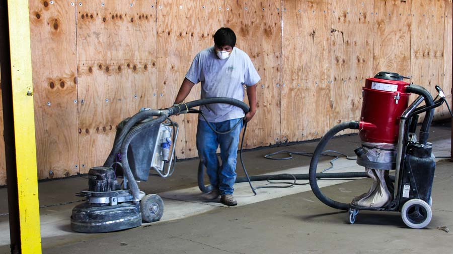 New osha crystalline silica rule concrete dust implications for How to clean concrete dust from floors