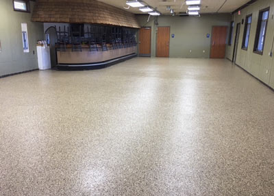Concrete Floor Coatings Eagan, MN