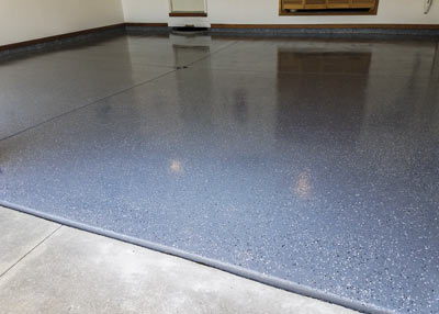 Epoxy Garage Floor Coatings Albany Indiana