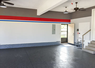 Garage Flooring Omaha Nebraska