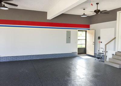 Garage Flooring Omaha Nebraska