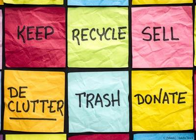 Professionally organize your garage