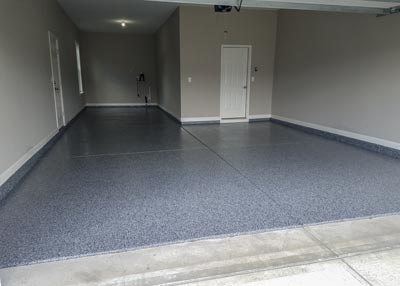 Garage Floor Coatings Indiana