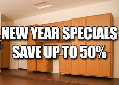 New Years Resolution: Organize your home with more storage space