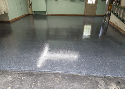 Garage Floor Coatings Anderson Indiana