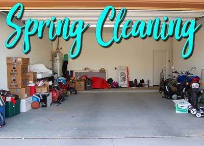 Tips to help organize your garage