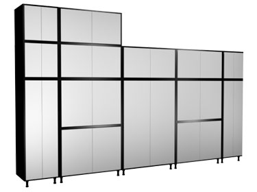 Wall Cabinet Storage
