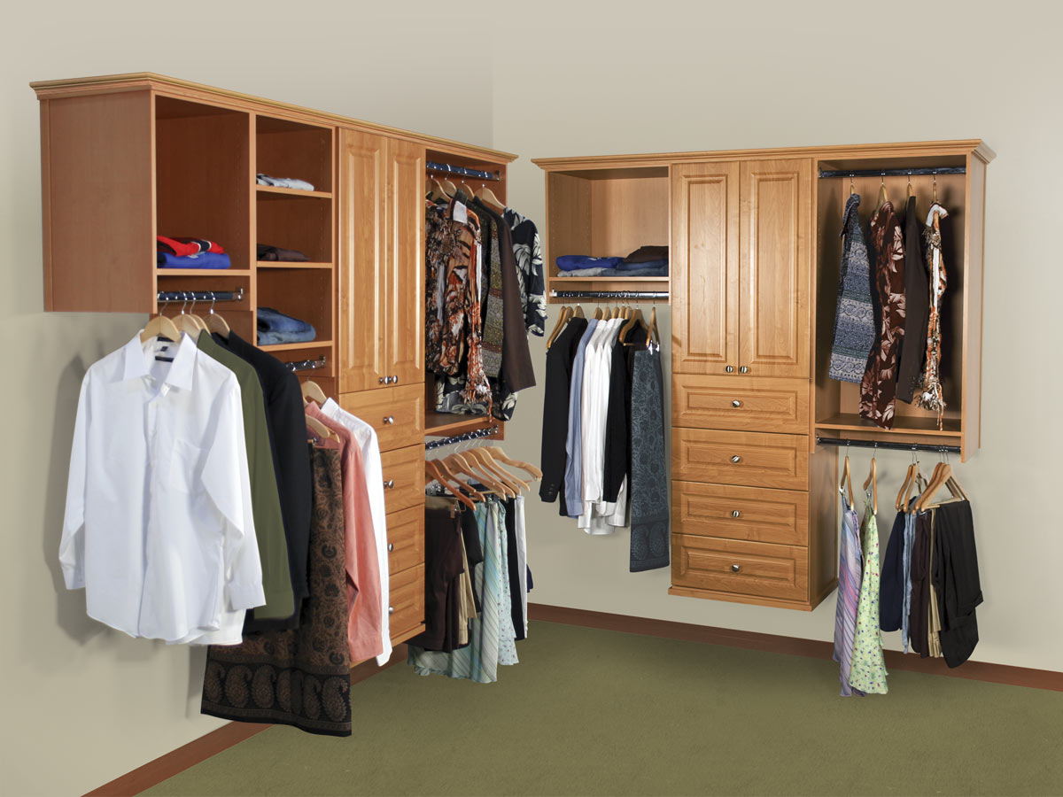 Custom Closet Design and Installation