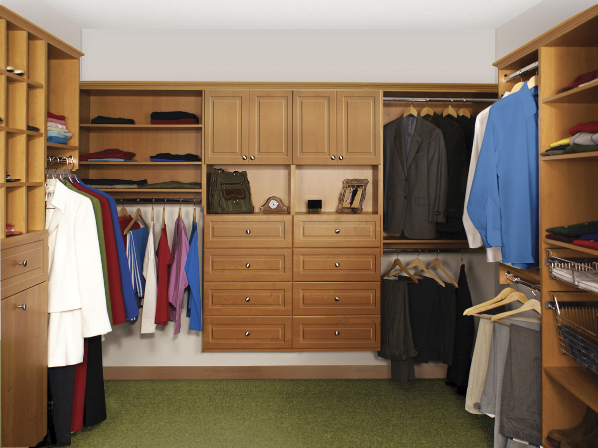 Custom Closet Ideas