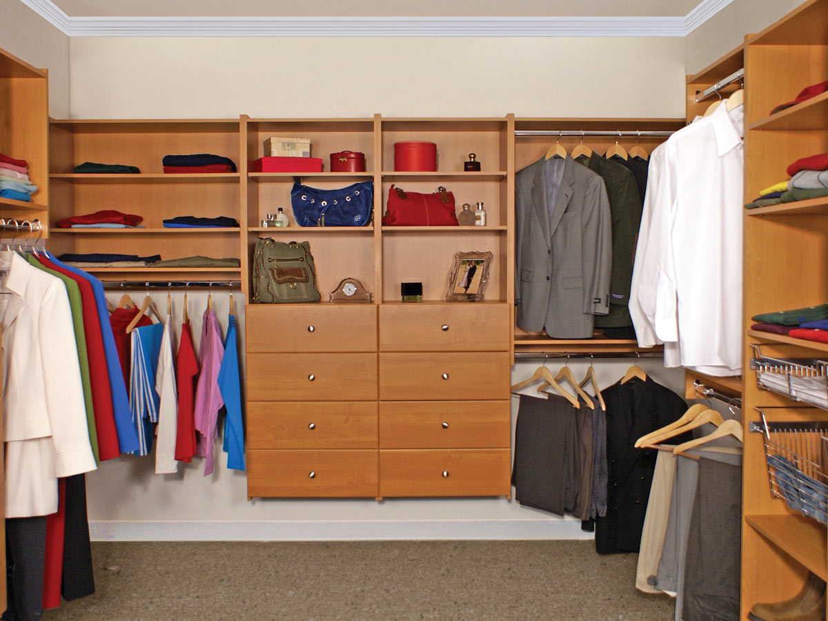 Custom Closets Design