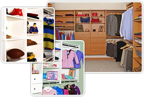 Closet Storage Cabinet Ideas