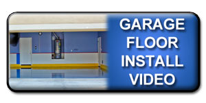 How to install garage floor coating video