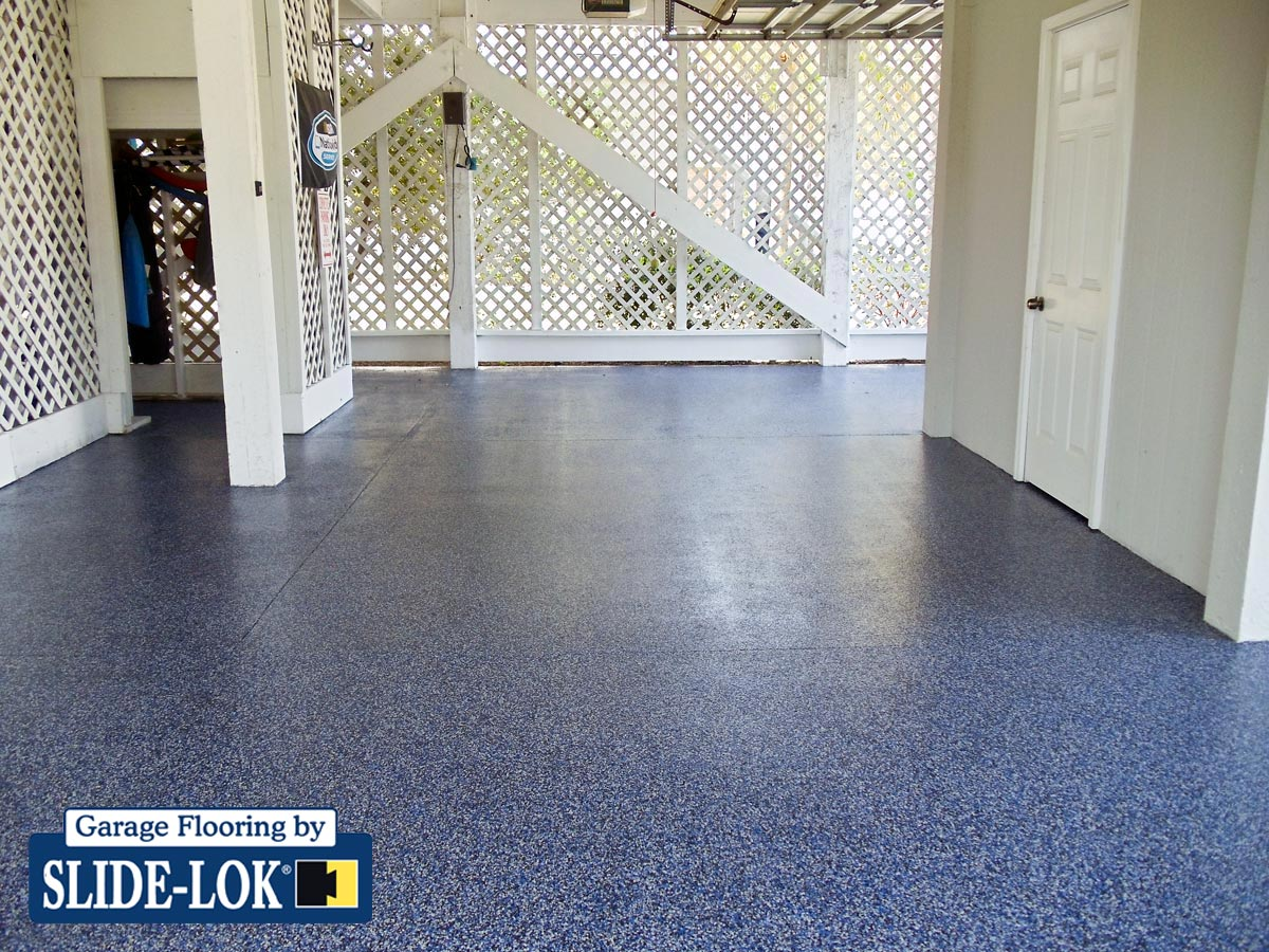Best Coating for a garage floor