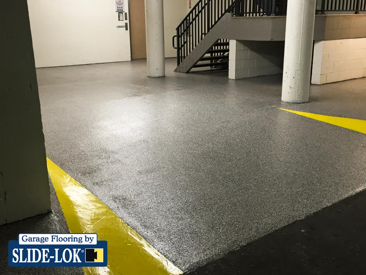 Discount garage flooring