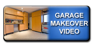 Garage Interior Makeover