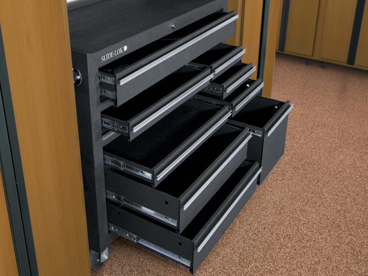 Metal Storage Chest Garage Storage Systems