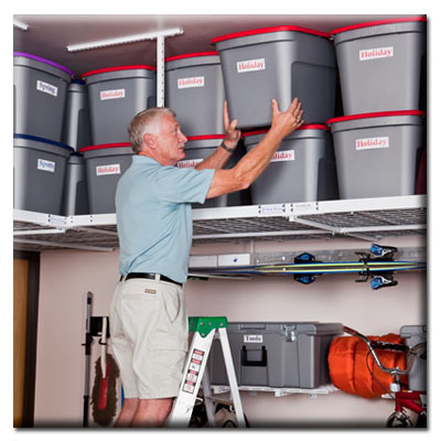 Garage Ceiling Storage Lift