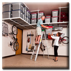 Best Overhead Storage Racks