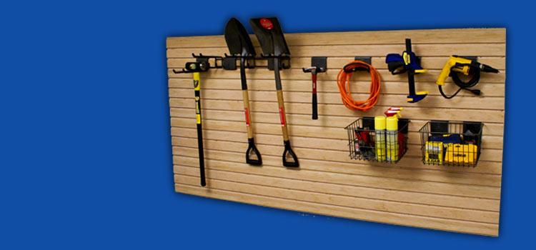 Slatwall Storage Systems Garage Storage Systems