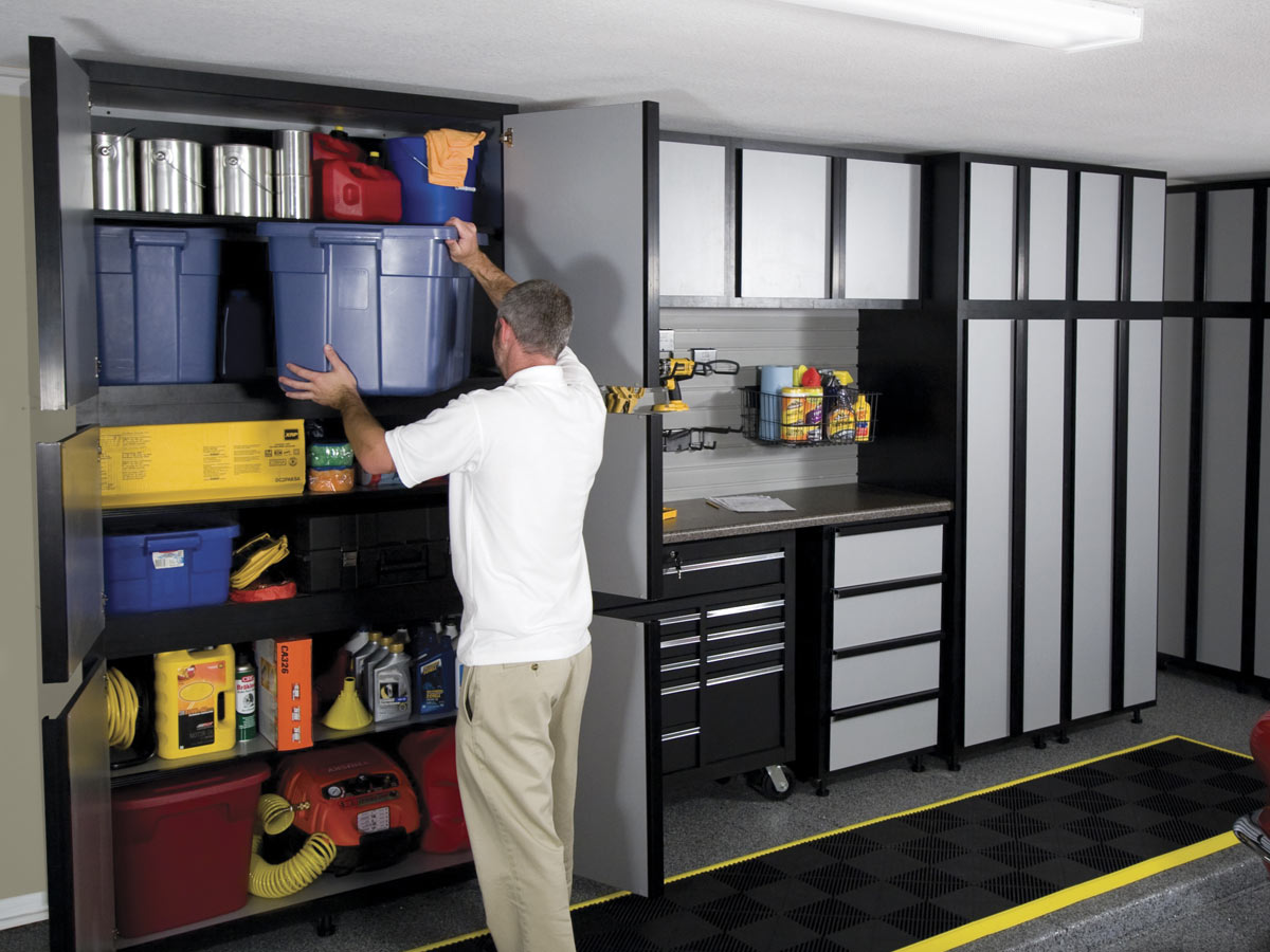 cabinets custom az garage closet phoenix gray paradise valley rooms