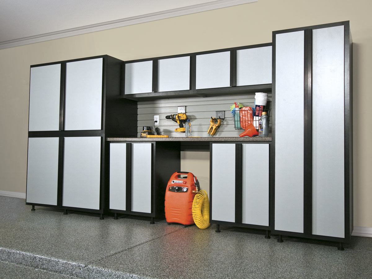 Best Cheap Garage Cabinets