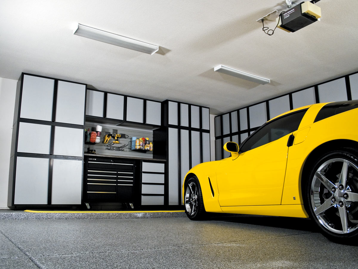 Best DIY Garage Cabinets